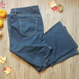 New Old Navy boot cut blue denim jeans- sz 28